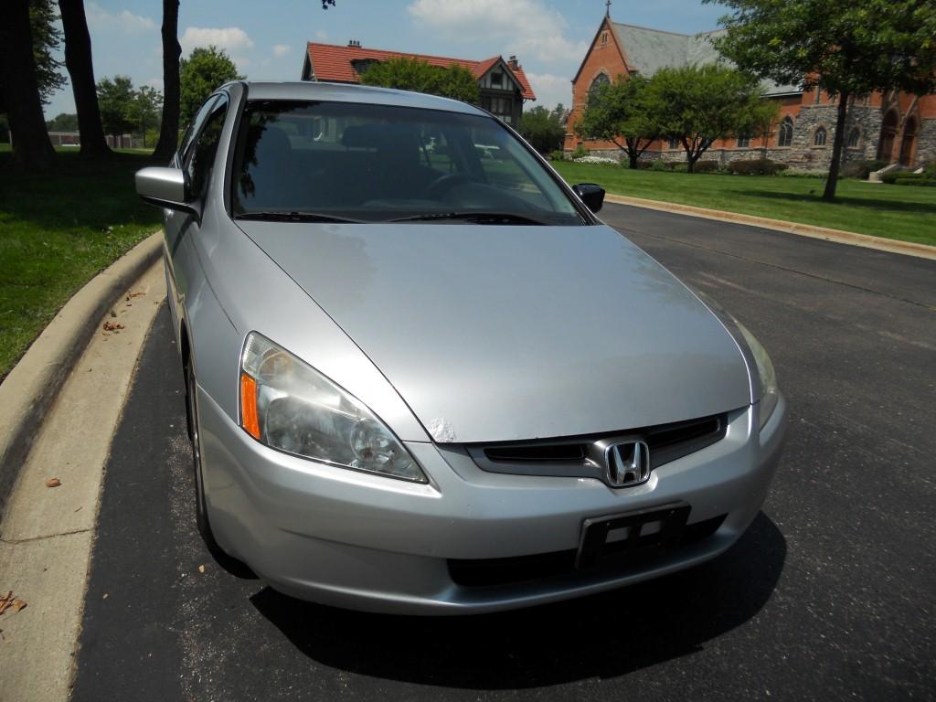 Sell Used 2003 Honda Accord Lx 4 Cyl Sedan 4 Door 5 Speed